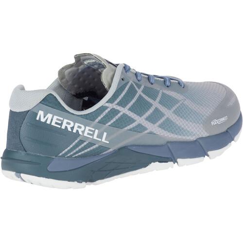 Merrell Bare Access Flex - Chaussures running Femme - gris Meilleur Endroit La Vente En Ligne Pas Cher 100% Garanti f11z4qCmyD